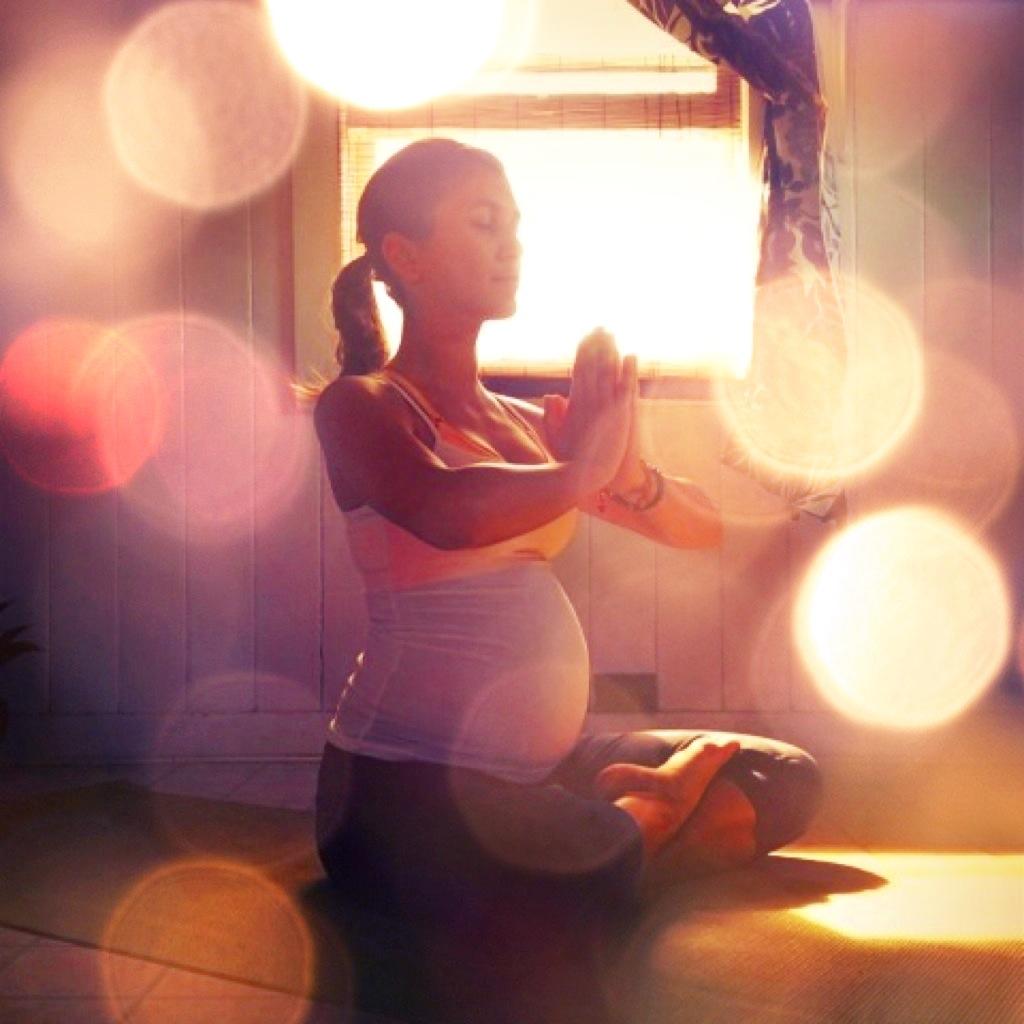 Výsledek obrázku pro pregnancy yoga